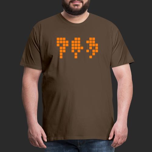 Druid Talents - Männer Premium T-Shirt