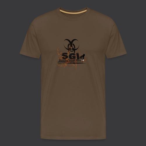 sgi-png - Maglietta Premium da uomo