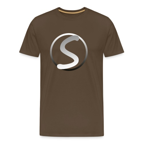 Giant Spludge Drinking Can - Men's Premium T-Shirt