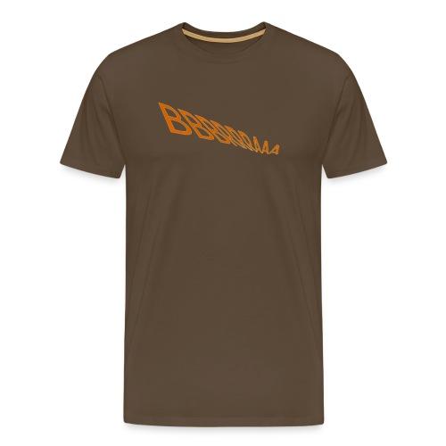 1 LOGO FÜR T SHIRT png - Männer Premium T-Shirt