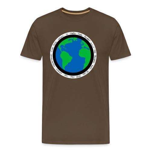 We are the world - Men's Premium T-Shirt