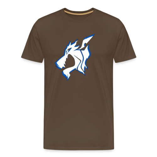 Dustox Gaming sweater Logo groot - Men's Premium T-Shirt