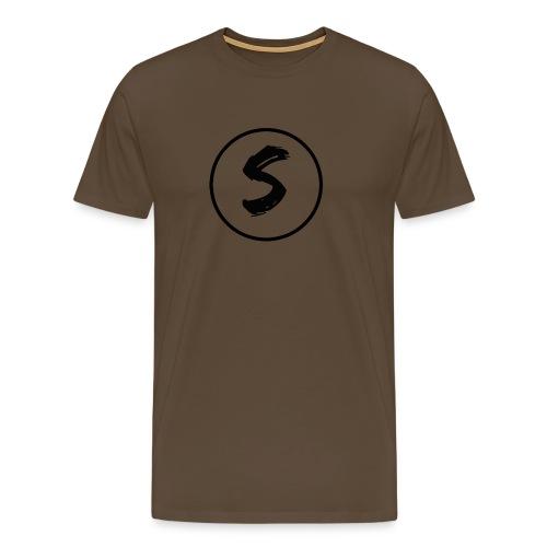 s - Herre premium T-shirt