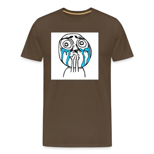 happy-cuteness-overload-l - Men's Premium T-Shirt