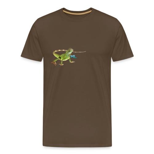Lizard T-shirt - Men's Premium T-Shirt