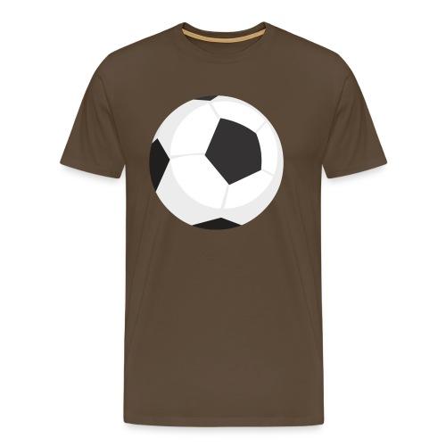 soccer ball - Maglietta Premium da uomo