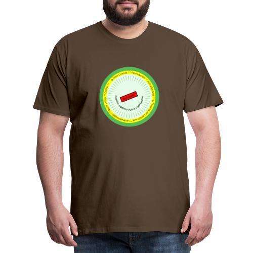 Fuehrerschein - Männer Premium T-Shirt