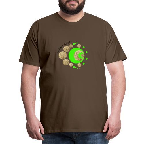 Corncrop - Männer Premium T-Shirt