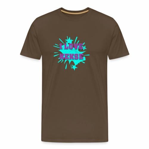 Keks - Männer Premium T-Shirt