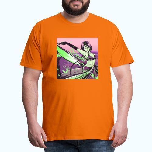 Dream drawing - Men's Premium T-Shirt