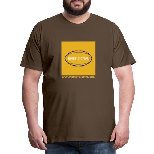 SINET DIGITAL - T-shirt Premium Homme