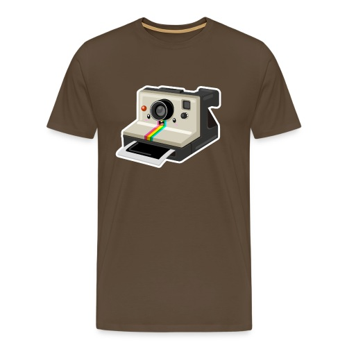 Polaroid 1000 kawaii - T-shirt Premium Homme