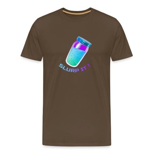 Slurp It - Fort nite - Männer Premium T-Shirt