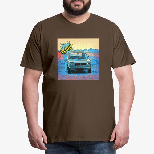 127 car - Maglietta Premium da uomo