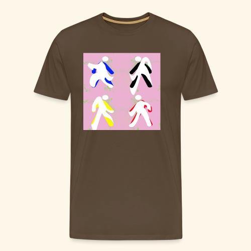 Ballerini - Maglietta Premium da uomo