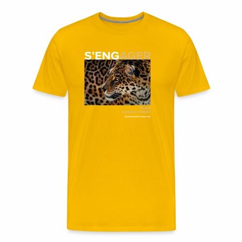 1 Achat = 1 Don à l'association Rainfer - T-shirt Premium Homme