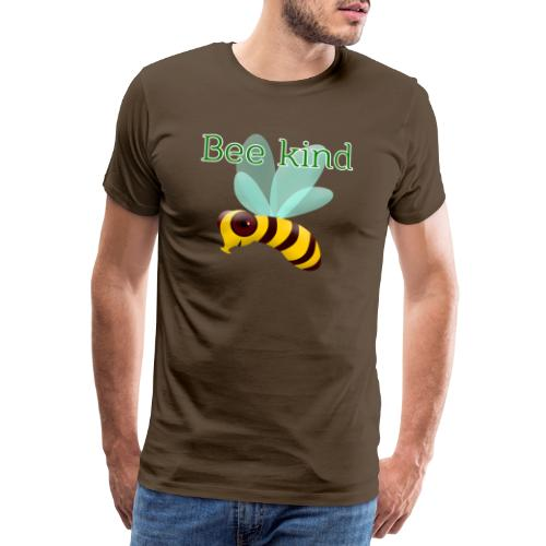 Bee kind - Men's Premium T-Shirt