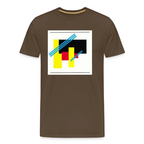 geometrie - T-shirt Premium Homme