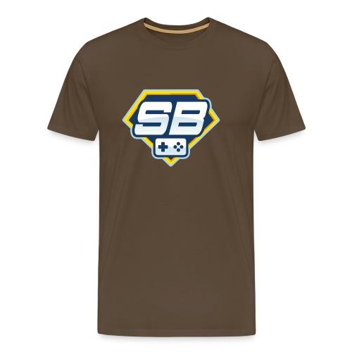 logo SuperBoki - T-shirt Premium Homme