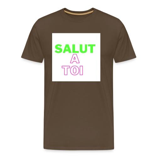salut 2 - T-shirt Premium Homme
