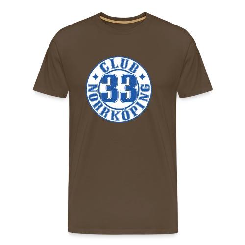 Träningsjacka Herr - Premium-T-shirt herr