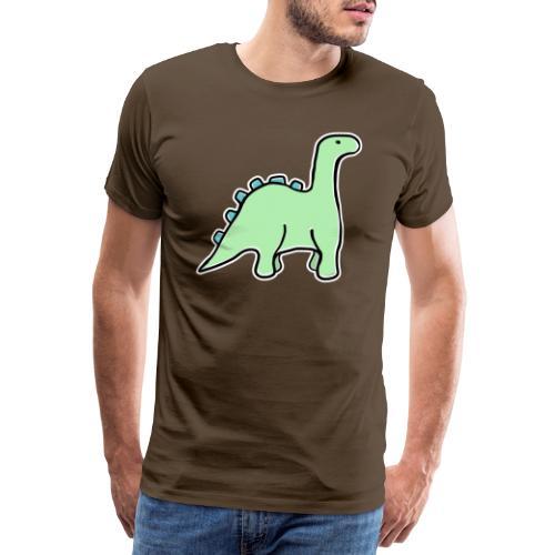 dinosaurus - Mannen Premium T-shirt
