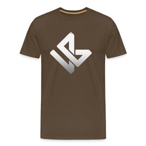 vintage boy logo - Mannen Premium T-shirt