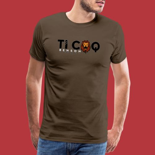 TI Coq Benson - T-shirt Premium Homme