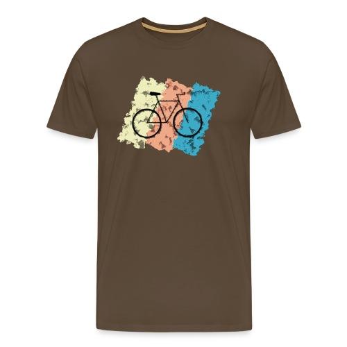 Fahrrad Style - Männer Premium T-Shirt