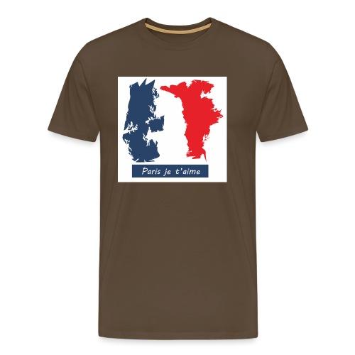 Paris Je taime 2 - T-shirt Premium Homme