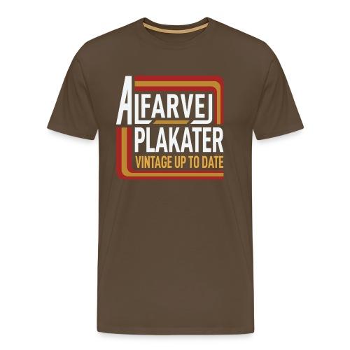 2020 II - Herre premium T-shirt