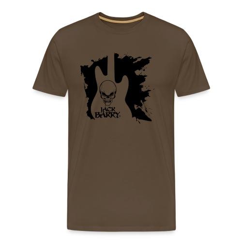 Jack Barry Skull 5 - Maglietta Premium da uomo