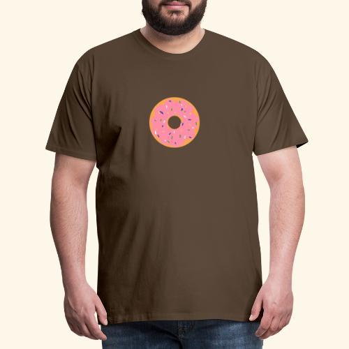 Donut-Shirt - Männer Premium T-Shirt