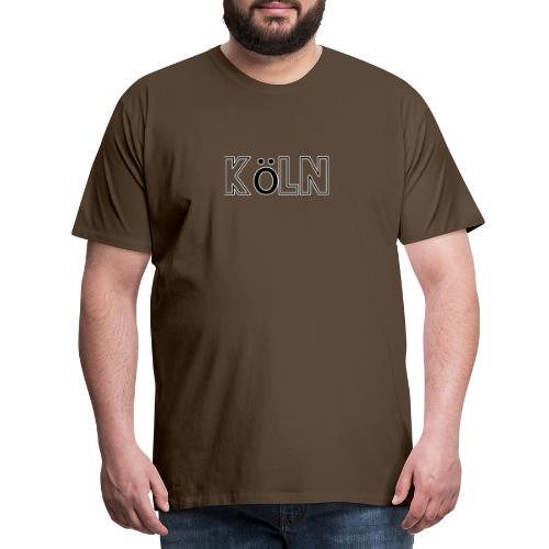 Köln - Männer Premium T-Shirt