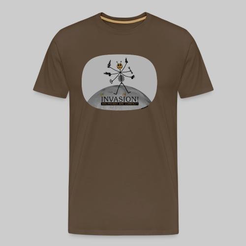 VJocys Invasion - Men's Premium T-Shirt