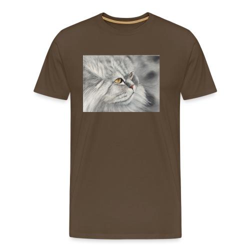 Greta von der Pelz - Männer Premium T-Shirt