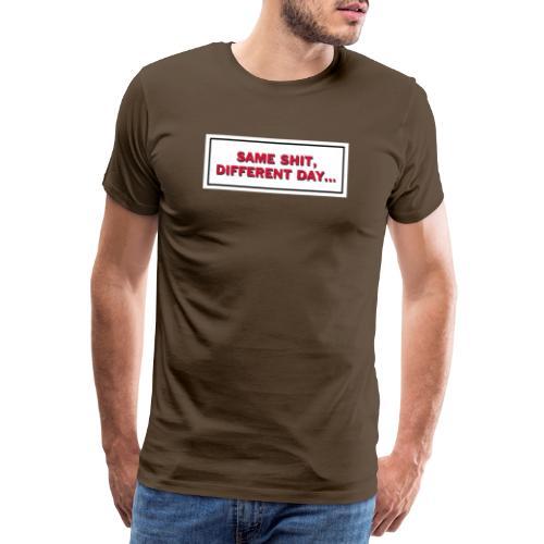 aaa - T-shirt Premium Homme