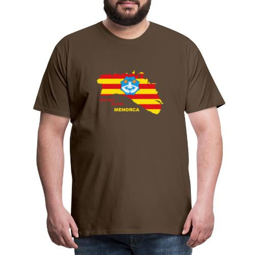 Menorca Urlaub Insel Spanien Balearen - Männer Premium T-Shirt
