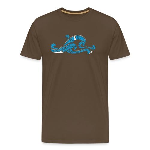 EZS T shirt 2013 Front - Mannen Premium T-shirt