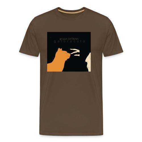 Gaturbe-Gato MimadoG - Camiseta premium hombre