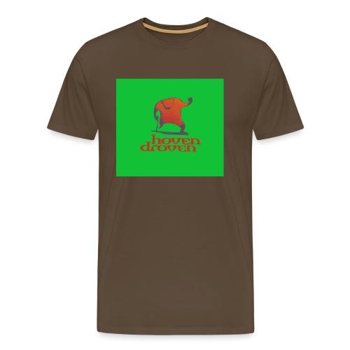 Slentbjenn Knapp - Men's Premium T-Shirt
