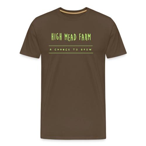 hmf2 - Men's Premium T-Shirt