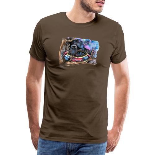 owls - Men's Premium T-Shirt