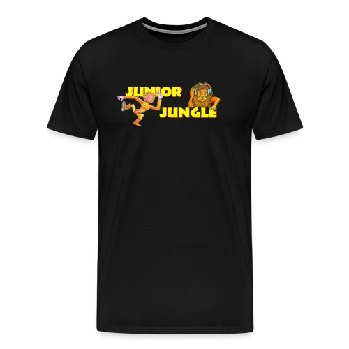 T-charax-logo - Men's Premium T-Shirt