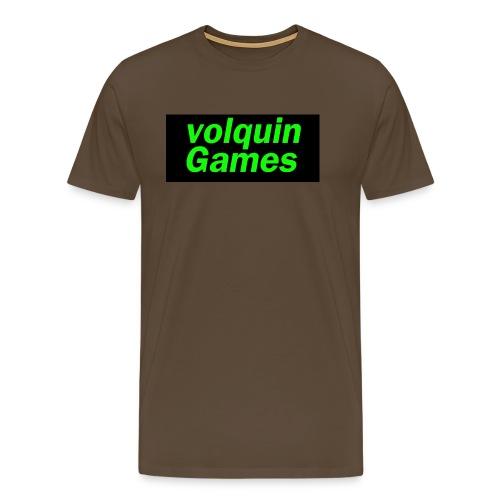 volquin - Mannen Premium T-shirt