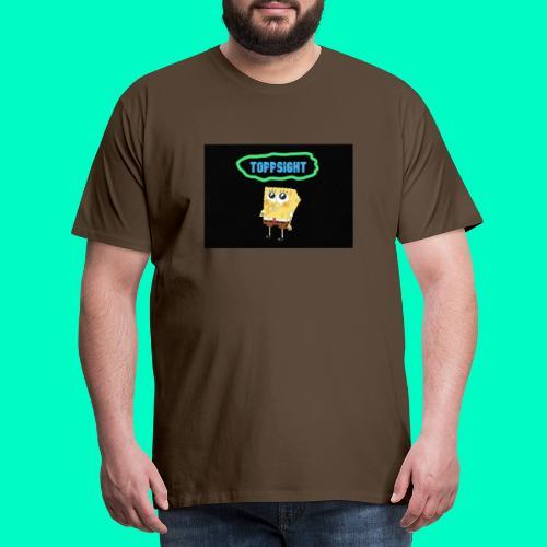 Topsight - Premium-T-shirt herr