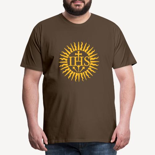 IN HOC SIGNO - Men's Premium T-Shirt