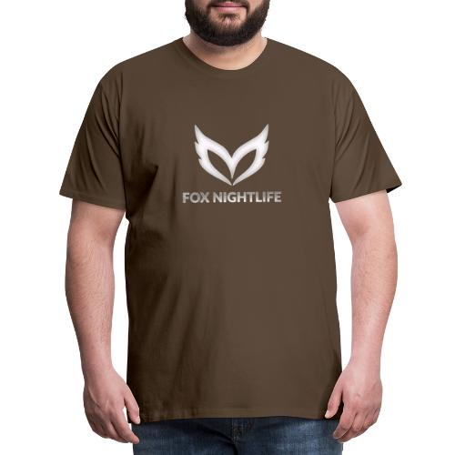 Vrienden van Fox Nightlife - Mannen Premium T-shirt