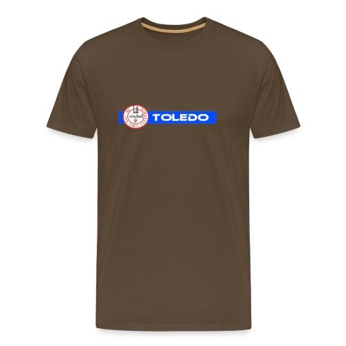 TOLEDO 3 CULTURAS trans png - Camiseta premium hombre