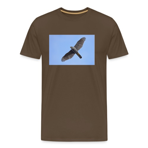 Habicht - Männer Premium T-Shirt